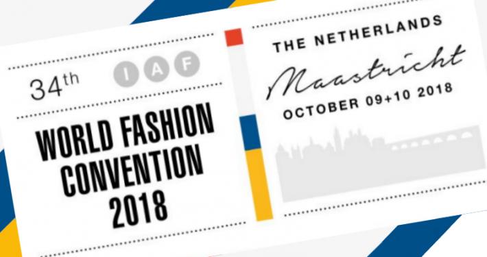 34th IAF World Fashion Convention